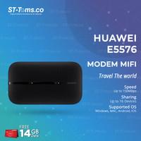 Huawei E5576 Modem Mifi 4G LTE Unlock