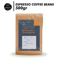 Kopi Jawa Temanggung 500 Gram (Biji Kopi Robusta - Espresso)