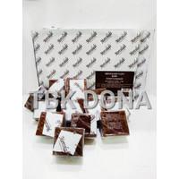 MERCOLADE FLEXY DARK COKLAT COMPOUND Repack 245-255 gr