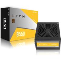 Power Supply / PSU Antec ATOM B550 - 80+ Bronze Certified - Flat Cable