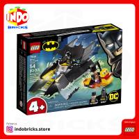 LEGO SUPER HEROES - 76158 - Batboat The Penguin Pursuit!