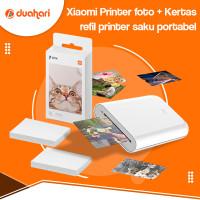 Xiaomi Mijia Portable Photo Printer Mini Pocket Printer AR 300dpi