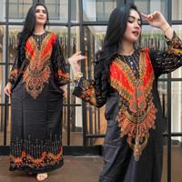 Longdress Kancing Pancawati - Gamis Daster Harian - Baju Tidur Wanita
