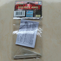 AULDEY 4WD 18049 Hollow Hexagonal Axletree Shaft(4pcs)