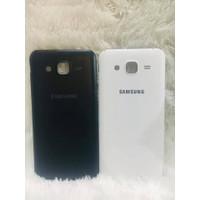 Casing Belakang Backdoor Case Samsung Galaxy J500 J5 2015 Hitam