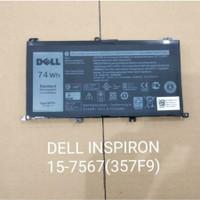Baterai Dell Inspiron 15 7000 7566 7567 7557 7559 357F9 71JF4 357F9