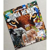 Buku Pengetahuan Anak : Wow! Ensiklopedia 4D: Dunia Hewan