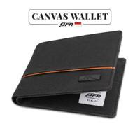 JFR Fashion Dompet Pria Bahan Kulit Canvas JP37 Grande Series