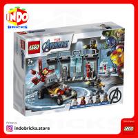 LEGO MARVEL - 76167 - Iron Man Armory