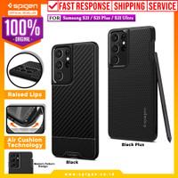 Case Samsung Galaxy S21 Ultra Plus Spigen Core Armor Anti Slip Casing - S21 Plus, Black