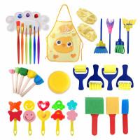 Mainan Art Set Apron / Mainan Melukis Anak / Mainan Art Craft Set