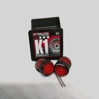ban karet kreauto model K1 red