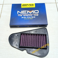 filter udara nemo new beat fi/ saringan udara ferrox nemo beat pop fi