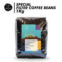 Kopi Jawa Halu Pulp Raisin 1 Kg (Biji Kopi Arabika - Espresso/Filter)