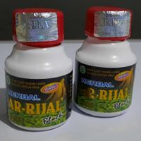 Kapsul Herbal Ar Rijal 5x Tahan Lama
