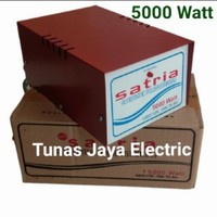 Auto Start / Inverator 5000 Watt SATRIA (Automatic Power Starting)