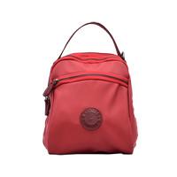 Tas Backpack Tas Selempang Nylon Kulit Guanaco Tokyo Red