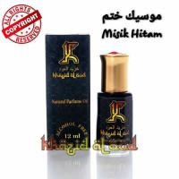 Minyak Amber/Misik Hitam Asli Arab Saudi