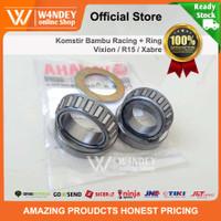BEST.! Komstir Kones YAMAHA R15 / VIXION Bearing Bambu Atas Bawah