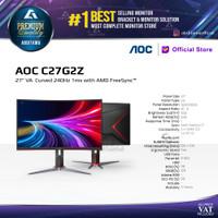 Monitor LED AOC C27G2Z 27 VA Curved 1080p 240Hz HDMIx2 DP Ergo Vesa