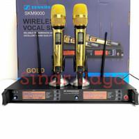 Mic Wireless Sennheiser SKM 9000 ( GARANSI 1 TAHUN ) 4 Antena