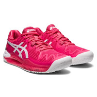 Sepatu Tennis Asics Gel Resolution 8 Pink Cameo Original New