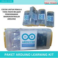 Paket Arduino Learning Kit/Starter Kit Arduino/Arduino Komplit