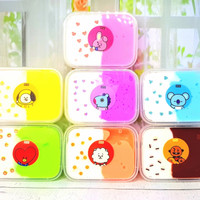 DUO SLIME BT 21 - Fruits Scented Slime 200gr