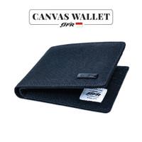 JFR Fashion Dompet Pria Bahan Kulit Canvas JP07
