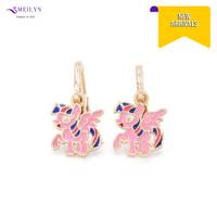 Meilyn Anting Jurai Anak Gold Motif Kuda Poni Cat Emas 0271190063