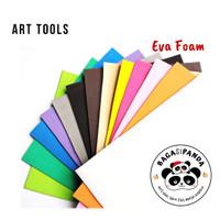 Art foam / busa eva foam craft - tebal 2mm - ukuran lebih dari 20x30cm