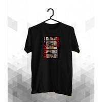 QUANTUM - T-Shirt Distro/Fashion Atasan/ Premium/one piece - C029