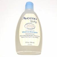 Aveeno Baby Wash & Shampoo 354 ml