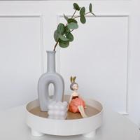 SET Decoration / Paket Pajangan Tray Vase Flower Candle Aroma Theraphy