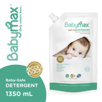 BABYMAX DETERGENT ECOPACK WITH SPOUT 1350ML