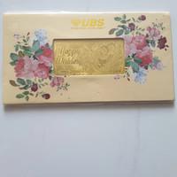 Logam Mulia UBS Angpao Happy Wedding 0,5 gram (Fine Gold 999.9/24K)