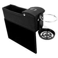 Kotak Penyimpanan di Celah Bangku Mobil Aksesoris Interior Car Seat