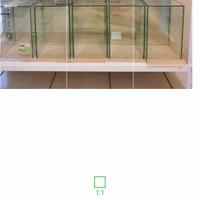 Jual langsung 10pcs Aquarium Nisso Bahari Glassmate type CUS