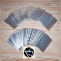 Inner Sleeve Plastik Kaca OPP aksesoris Photocard Kpop isi 10pcs