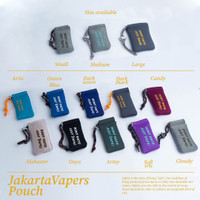 Jakarta Vapers Pouch 100% Authentic - Vape Pod / Mod Pouch