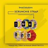 Scrunchie Strap Apple Watch! (Cocok untuk smartwatch yang di beli dari