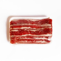 Shortplate Slice (Daging Yoshinoya) Kemasan 500gr /Us Beef Slice 500gr