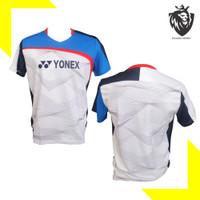 Baju Badminton Yonex Import 21052 Kaos Badminton LOGO