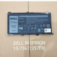 Baterai Batre Dell Inspiron 15 7000 7566 7567 7557 7559 357F9 71JF4
