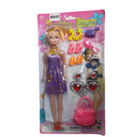 Boneka barbie Fashion Show