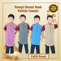 Rosal Rompi Sholat Anak - Rokidz Classic - Baju Muslim Anak Laki Laki