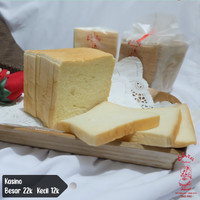 Aneka Roti Tawar, Roti Kasino, Roti Gandum - Eliza Bakery Bandung
