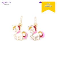 Meilyn Anting Jurai Anak Gold Motif Kuda Poni Cat Emas 0271171128