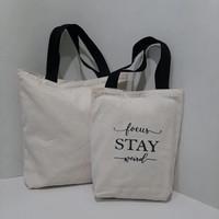 Heavy Duty Tote Bag Canvas by Kameha
