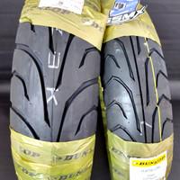 BAN DUNLOP ARROWMAX GT501 110 70 17 140 70 17 BAN SUPERMOTO 17 DUNLOP